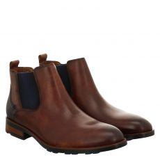 Lloyd, Jaser, eleganter Glattleder-Stiefel in braun für Herren