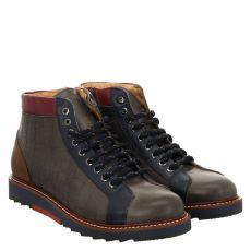 Exton sportiver Glattleder-Stiefel in mehrfarbig für Herren