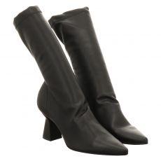 Ras kurzer High-Tech-Stiefel in schwarz für Damen