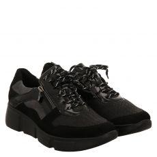 Waldläufer, H- Lou, Sneaker in schwarz für Damen