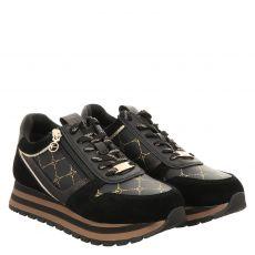 Tamaris, Womslace-up, Sneaker in schwarz für Damen