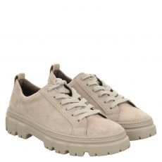 Paul Green, 0069-5081-029/sneaker, Schnürer in grau für Damen