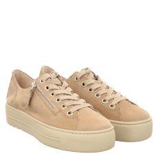 Paul Green, 0069-5006-059/pauls, Sneaker in beige für Damen