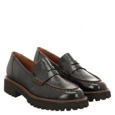 Paul Green, 0069-2879-019/slipper, Slipper in schwarz für Damen