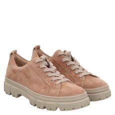 Paul Green, 0069-5081-069/sneaker, Schnürer in rosé für Damen