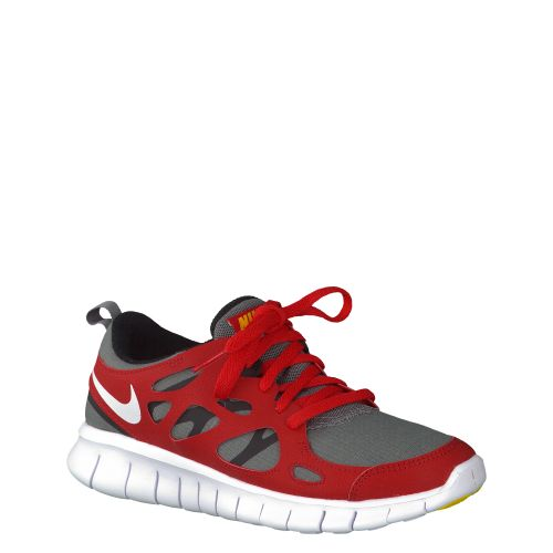 NIKE, NIKE FREE RUN 2 BOYS, GRAU