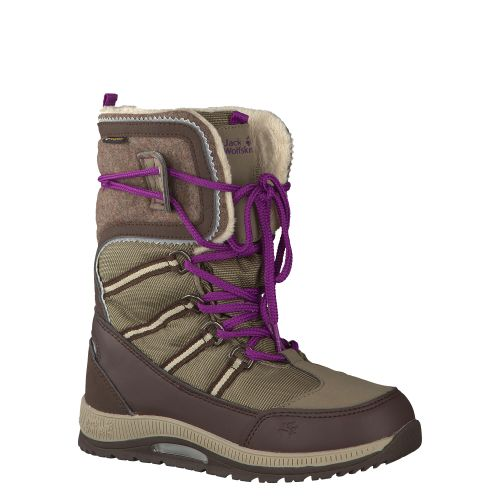 JACK WOLFSKIN, GIRLS WINTER DAY TEX, BRAUN