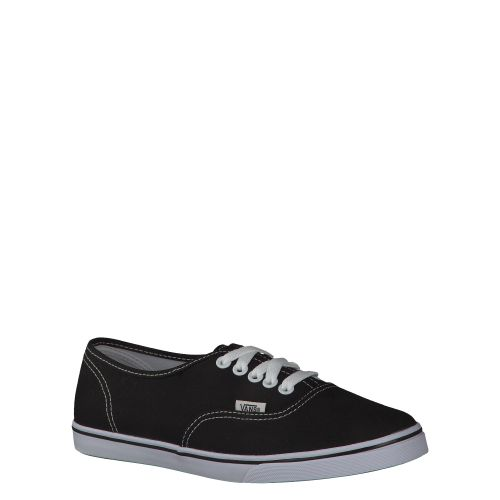 VANS, AUTHENTIC LO PRO, SCHWARZ