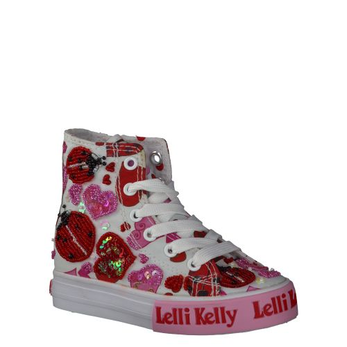LELLI KELLY, LADY BIRD MID, WEIß