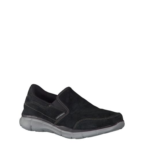 SKECHERS, EQUALIZER-MIND GAME, SCHWARZ