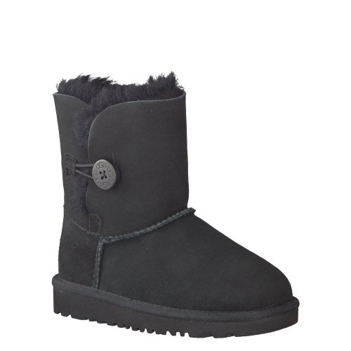 UGG, BAILEY BUTTON, SCHWARZ