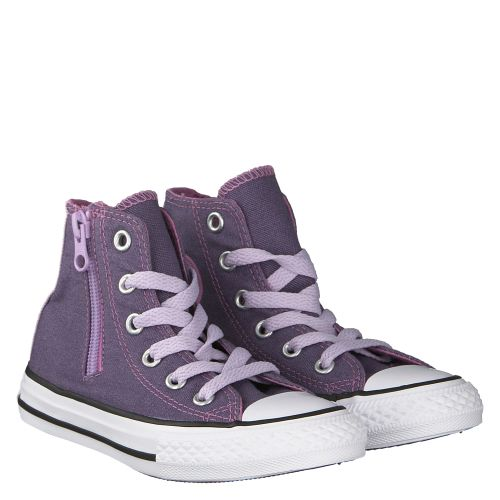 CONVERSE, CTAS SIDE ZIP, BLAU