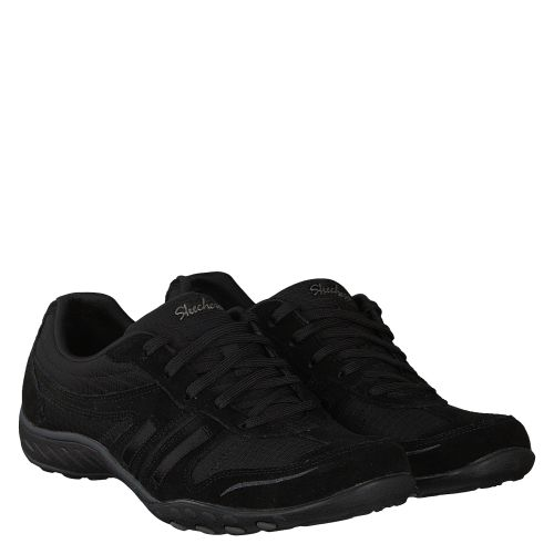 SKECHERS, BREATHE EASY, SCHWARZ