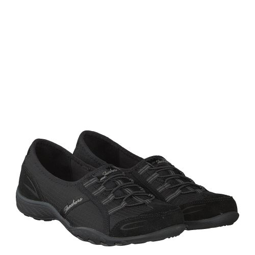 SKECHERS, BREATHE-EASY, SCHWARZ
