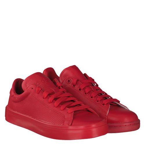ADIDAS, STAN SMITH FULL TONA, ROT