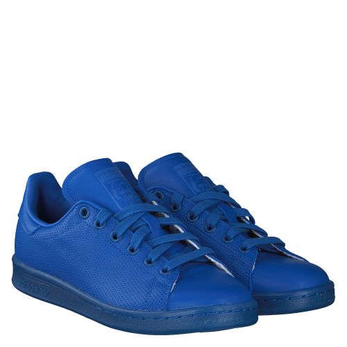ADIDAS, STAN SMITH FULL TONA, BLAU