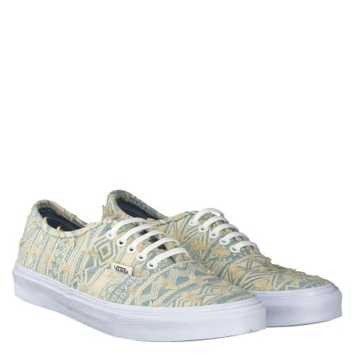 VANS, AUTENTIC SLIM, BLAU
