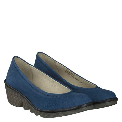 FLY LONDON, PUMP, BLAU