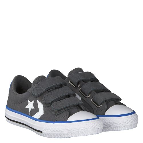 CONVERSE, CONS STAR PLAYER 3V, GRAU