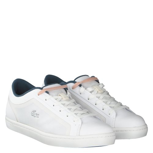 LACOSTE, STAIGHT SET 316 2, WEIß