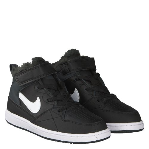 NIKE, PRIORITY MID WINTER, SCHWARZ