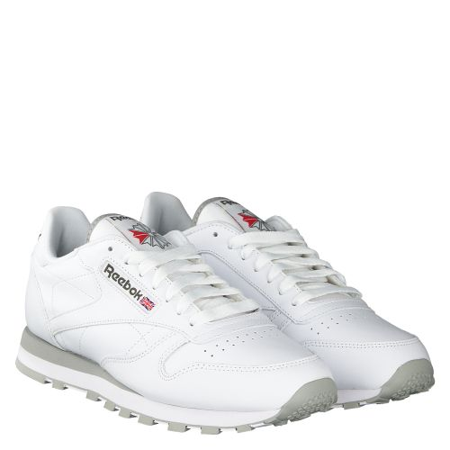 REEBOK, CLASSIC LEATHER, WEIß