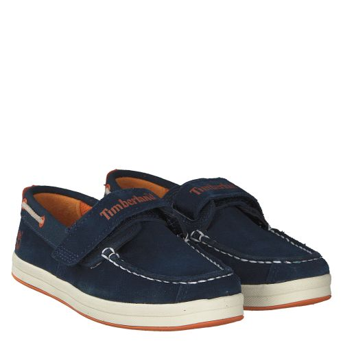 TIMBERLAND, DOVER BAY BOAT, BLAU