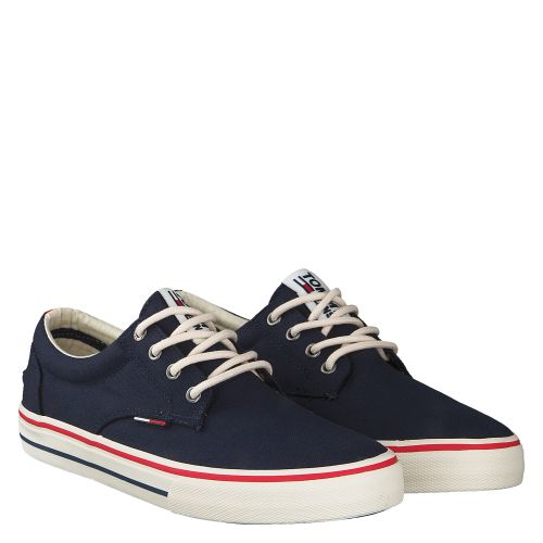 TOMMY JEANS, VIC, BLAU