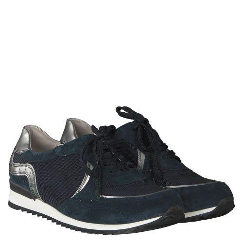 sale retailer 98265 605ef WALDLÄUFER, HURLY, BLAU   Sneaker für Damen