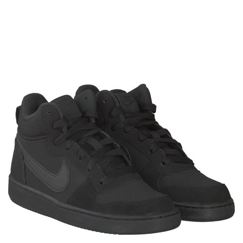 NIKE, NIKE COURT BOROUGH M, SCHWARZ