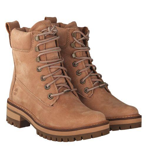 sports shoes c74a0 8dd79 TIMBERLAND, COURMAYEUR VALLEY BO, BEIGE | Kurze Stiefel für ...