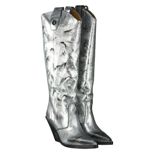cheaper 97ca5 e9928 DIESEL, WEST   Lange Stiefel für Damen