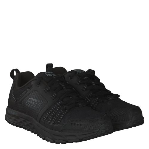 SKECHERS, ESCAPE PLAN, SCHWARZ