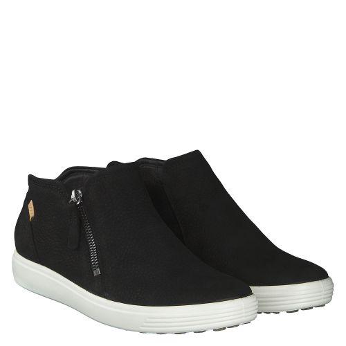 best sneakers faacd b6500 ECCO, ECCO SOFT 7 W, SCHWARZ | Slipper für Damen