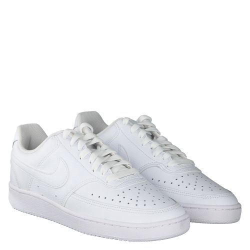 NIKE, COURT VISON LOW, WEIß