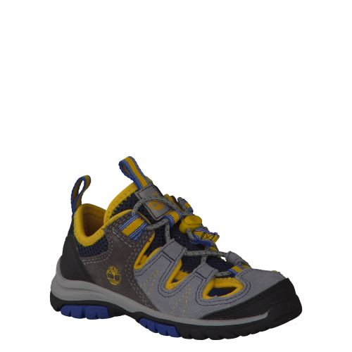 TIMBERLAND, ZIP TRAIL FISHERMAN, GRAU