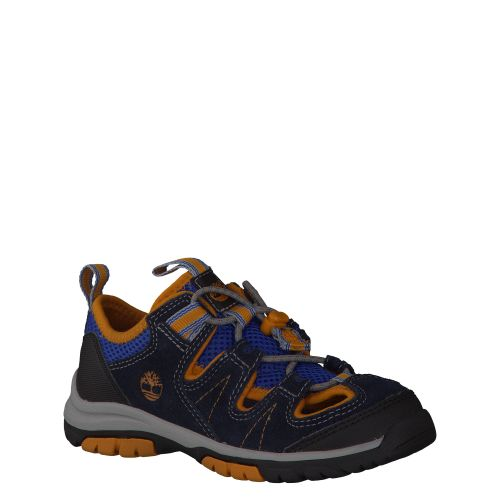 TIMBERLAND, ZIP TRAIL FISHERMAN, BLAU