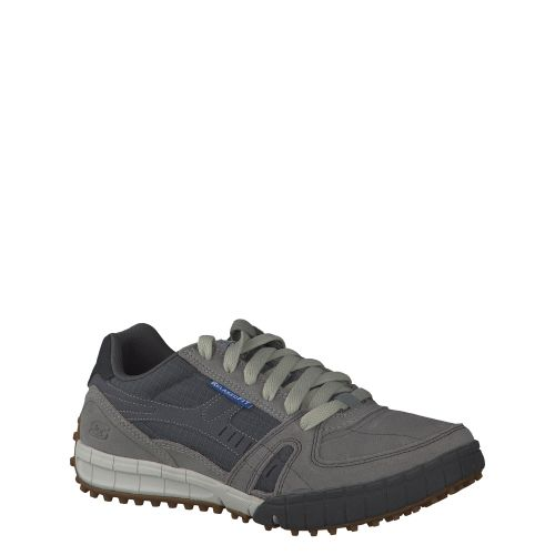 SKECHERS, FLOATER, GRAU