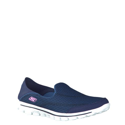 SKECHERS, GO WALK, BLAU