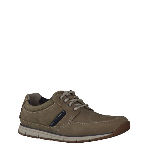 CLARKS, BEACHMONT EDGE, BEIGE