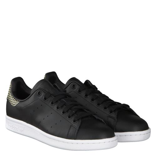 ADIDAS, STAN SMITH, SCHWARZ
