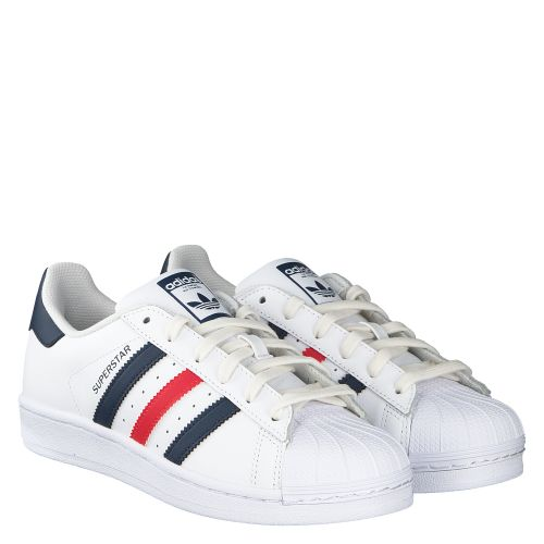 ADIDAS, SUPERSTAR FOUNDATION, WEIß