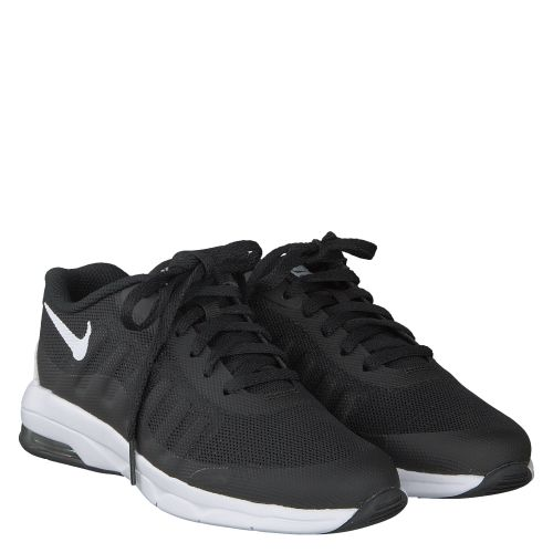 NIKE, AIR MAX INVIGOR(GS), SCHWARZ