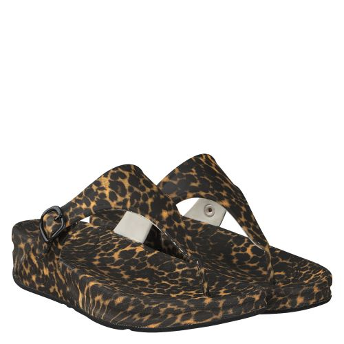 FITFLOP, SUPERJELLY LEO, BEIGE