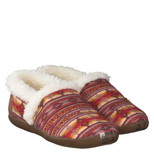 TOMS, HOUSE SLIPPER, ROT