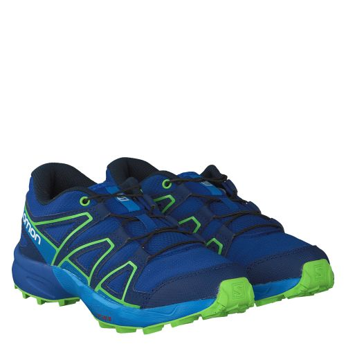 SALOMON, SPEEDCROSS J, BLAU