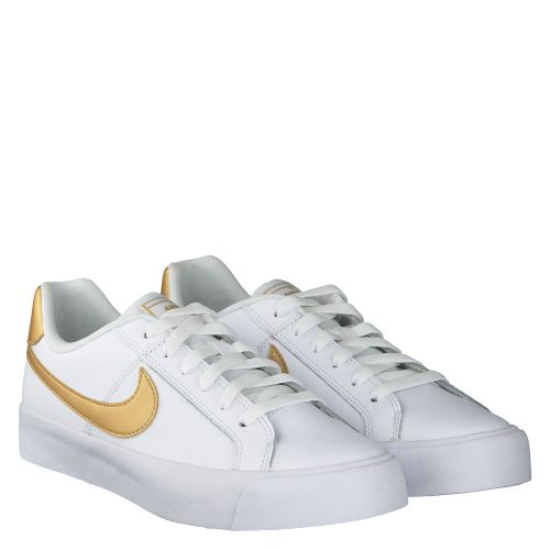 NIKE, COURT ROYAL AC, WEIß (Gr. 4½)
