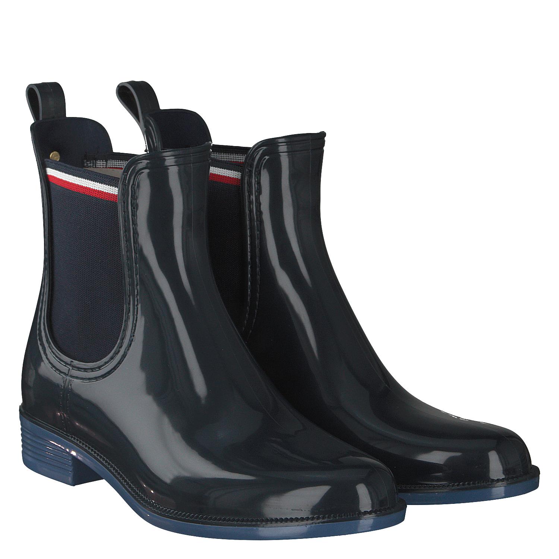 Schuhwerk Laufschuhe bis zu 80% sparen TOMMY HILFIGER ODETTE11 R BLAU