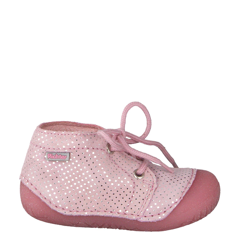 RICHTER, Lauflernschuhe für Mädchen, rosa