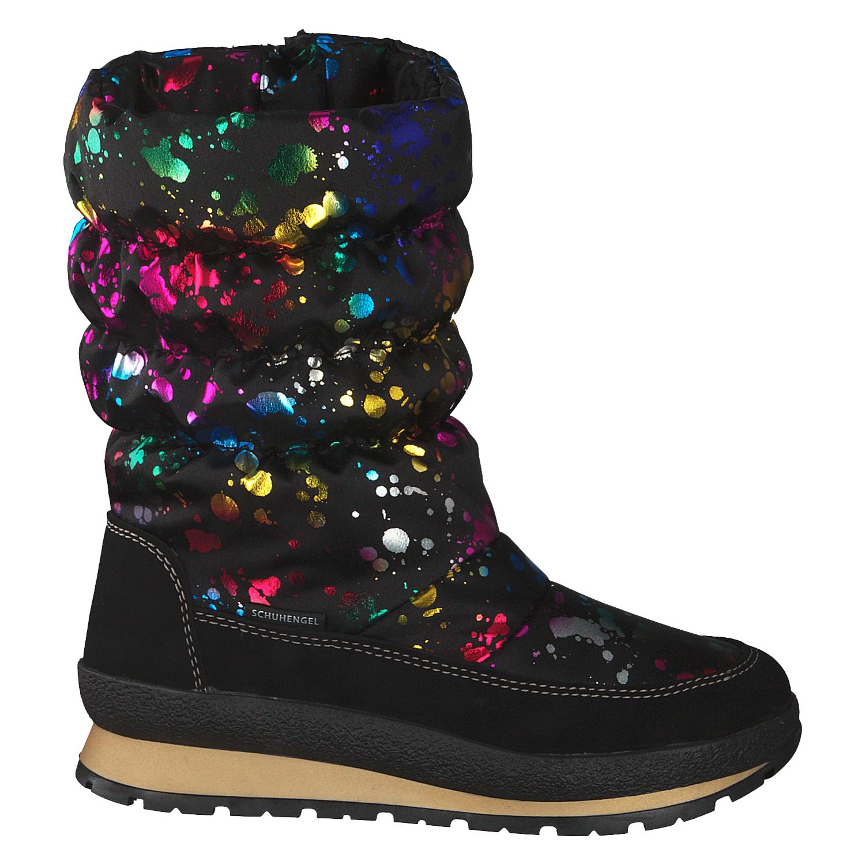 SCHUHENGEL DAMEN Schuhe Boots Stiefel Größe: 38 EUR 30,00